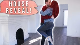 WE BOUGHT A HOUSE- OFFICIAL HOUSE TOUR