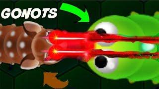 Wormax.io Laser focus kills  // Epic Wormaxio Gameplay (Wormaxio Funny Moments)