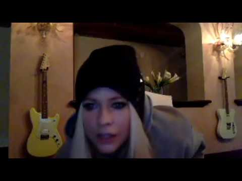 Avril Lavigne-Facebook Livestream  | Nov.1st 2017
