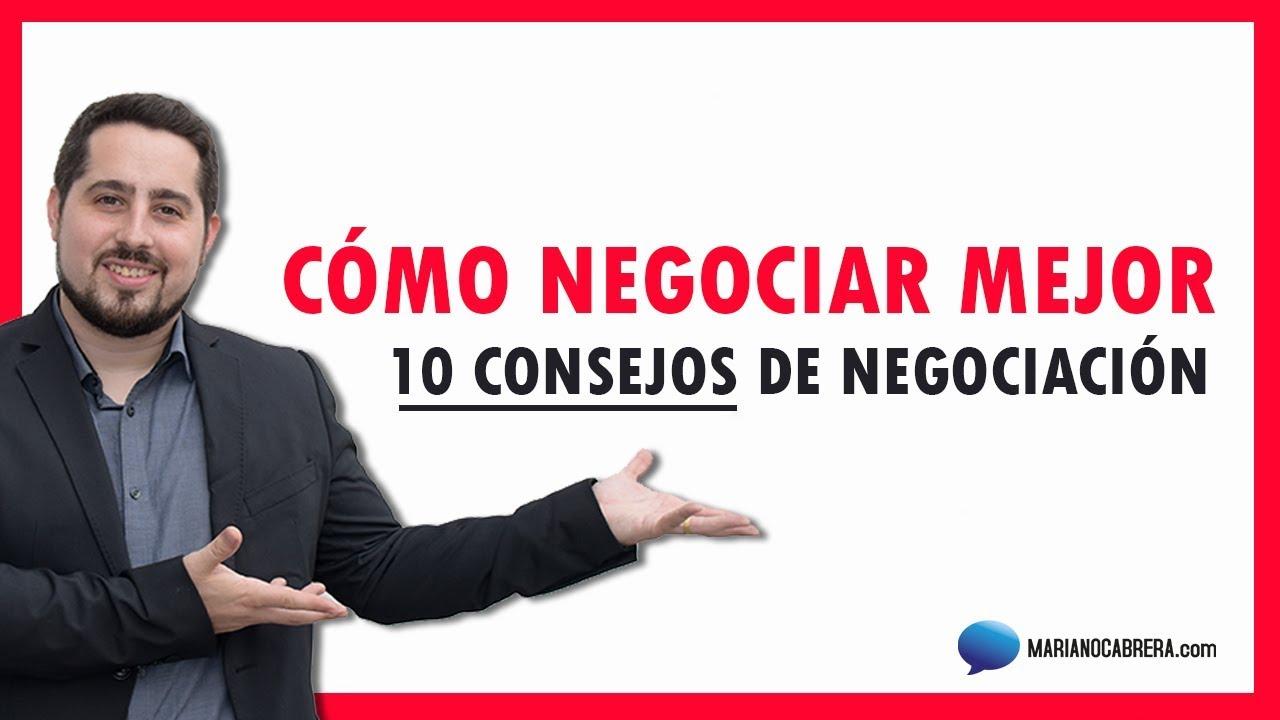 10 T U00c9cnicas De Negociaci U00d3n  Ud83c Udf81  U00bfc U00f3mo Negociar Mejor