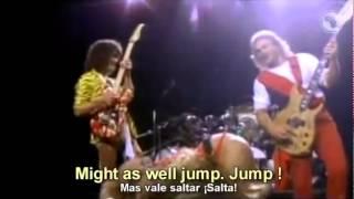 Van Halen   Jump   Subtitulado Inglés & Español