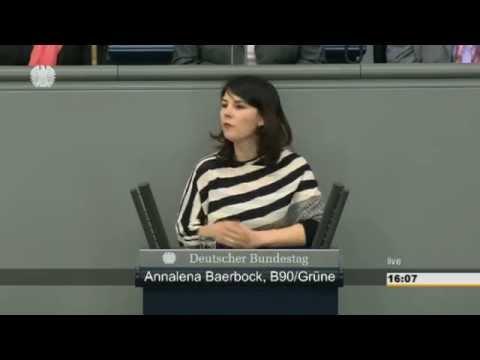 Baerbock Jung : Annalena Baerbock: Wie viel Spießigkeit ...
