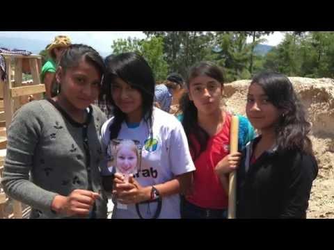 Guatemala Bottle School, VolunTour Trip 2016