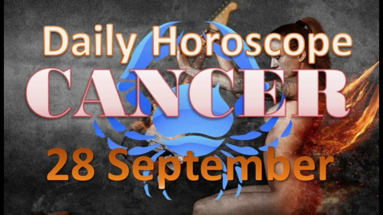 cancer daily horoscope extended