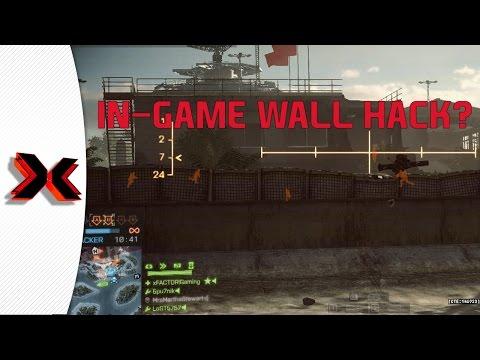 Battlefield 4 wall hack - Final Stand TDD exploit