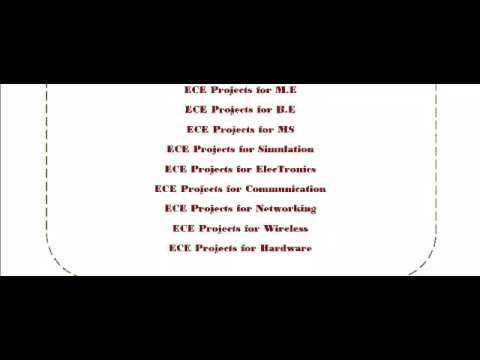 ELECTRONIC ENGINEERING PROJECTS IN AUSTRALIA