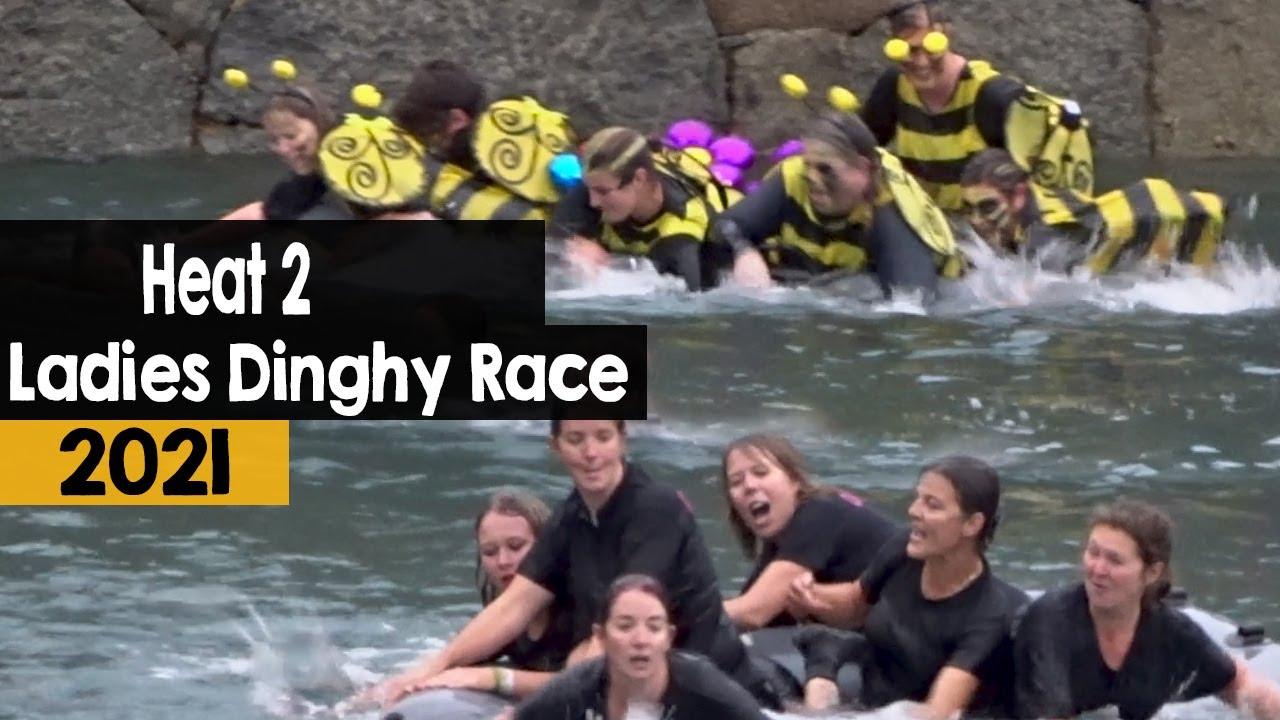 Ladies Dinghy Race | Heat 2 | 2021