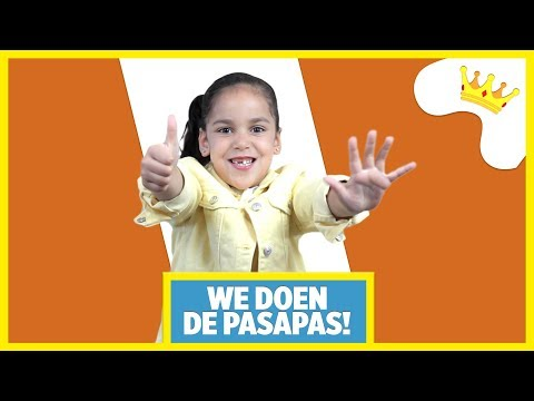 Kinderen voor Kinderen - Pasapas (Koningsspelen 2019)