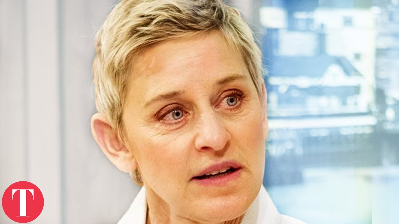 Why Ellen DeGeneres Is A NIGHTMARE To Work With