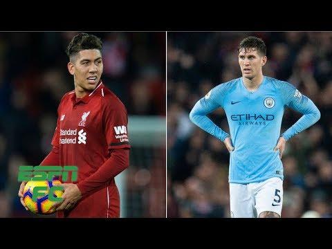 Breaking down Liverpool & Man City's title chances at end of 2018 | Premier League