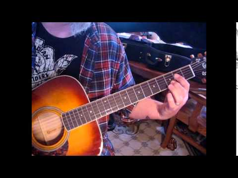 Overkill Colin Hay Acoustic Lesson Youtube