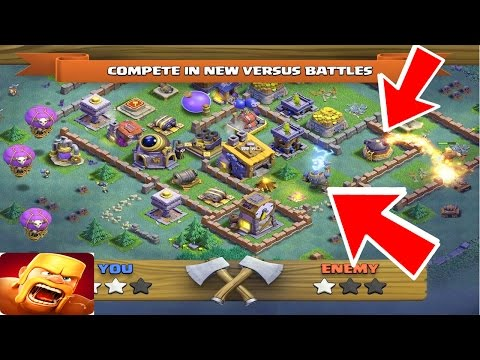 Clash of Clans New Village  tips & trick (HINDI)