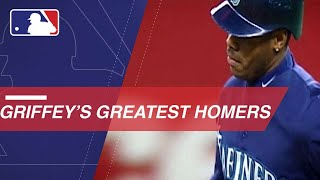Ken Griffey Jr.: Home run from every year