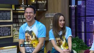 Video BCL dan Joe Taslim Cerita Soal Film Baru Mereka download MP3, 3GP, MP4, WEBM, AVI, FLV November 2017