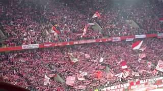1. FC Köln Hymne @ 1.FC Köln vs Hamburger SV (2019)