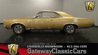 1967 Pontiac GTO - Louisville - Stock # 940