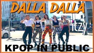 [KPOP IN PUBLIC] ITZY (있지) - DALLA DALLA  (달라 달라) Dance Cover 댄스 커버 영상 // SEOULA