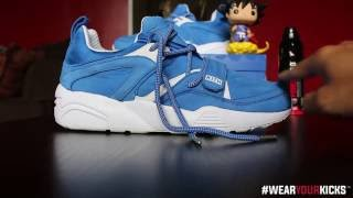 Kith x Colette x Puma RF-Blaze of Glory Sneaker Pick Up Review presented by Forcefield