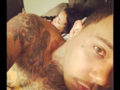 Masika Forgives Yung Berg For Bea+ing Her~ Posts Pic Of Them In Bed Together