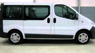 Opel Vivaro 1.9 Di Tourcombi Kombi 9 Pers 9 Zits Personenbus Bpm Vrij Excl. Btw