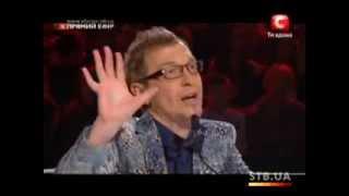 «The X-factor Ukraine» Season 2. Eighth live show. part 3