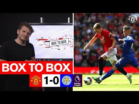 Box to Box | Statman Dave analyses United's win over Leicester with Ben Thornley
