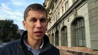 """Музейной площади Саратова угрожает подтопление из-за бездействия """"КВС"""""""
