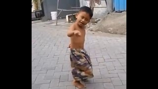 Video Lucu Banget Bikin Ketawa Ngakak Abis, Anak Kecil Joget Dangdut Mp3