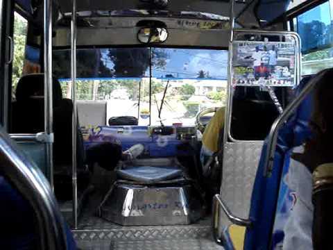 Barbados Bus March 2009