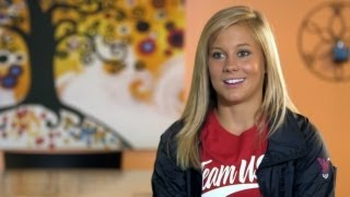 A Turn of Events:  Shawn Johnson