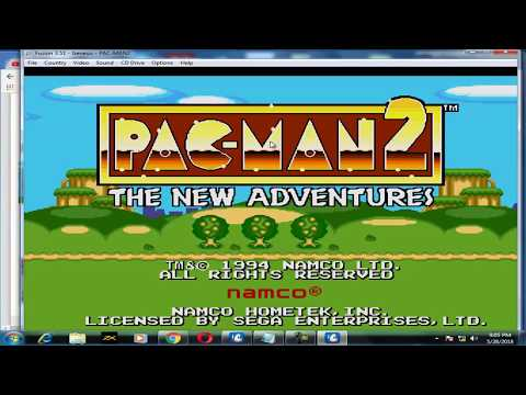 How To Download Pac-Man 2 The New Adventure
