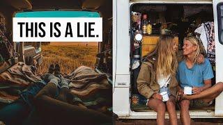 The Reality of Van Life on Social Media