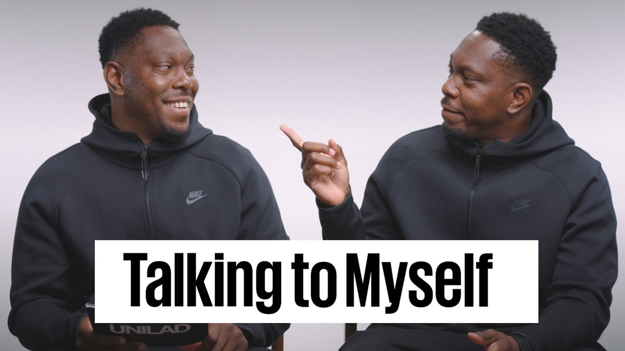 Dizzee Rascal Gets ANGRY With Himself | Talking To Myself | UNILAD