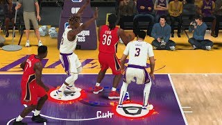 NBA 2K20 My Career EP 111 - Moses Ejected vs Lakers!