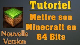 [TUTO] Mettre Minecraft en 64Bits (Java 8) [HD] - Carlus77