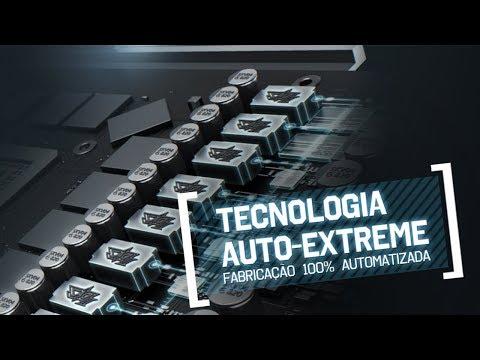 Tecnologia ASUS Auto-Extreme