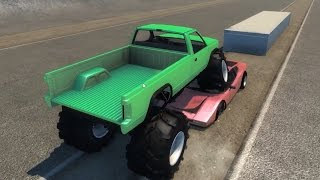 CAR IS RAMP NOW - BeamNG.drive