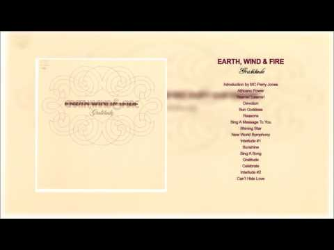 Earth, Wind & Fire 'Gratitude' [HD] with Playlist