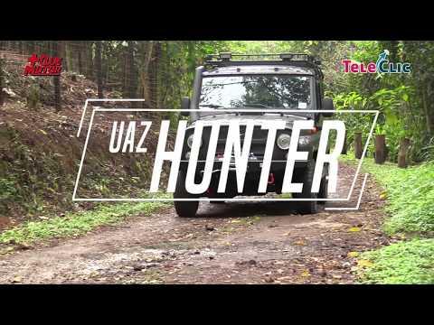 #Review UAZ Hunter Español México | + Que Motor
