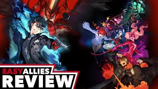 Persona 5 Strikers - Easy Allies Review (Video Game Video Review)