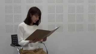 朗読「花(武島羽衣)」林美沙希アナウンサー 美沙希 検索動画 15