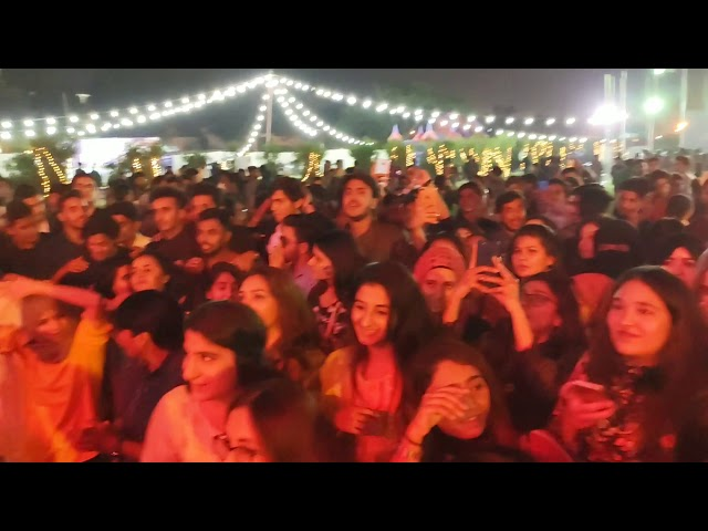 Khamoshiyan Live at Maritime Museum in CAMS College Concert - Talha Nadeem