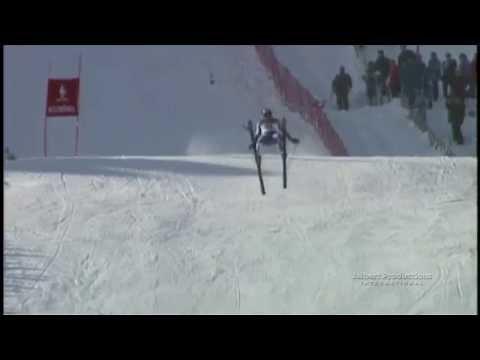 Chad Fleischer Recounts His 1995 Crash At Kitzbuhel | ISOS013
