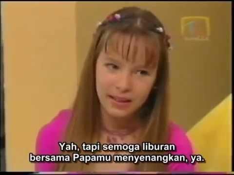 Telenovela SCTV - Petualangan Amigos #1 (sub Indonesia)
