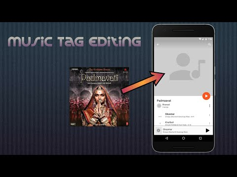 How to Automatically Edit your Music Tags On Any Android.