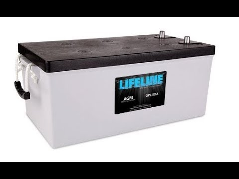 How to Choose the Best Battery for your Boat