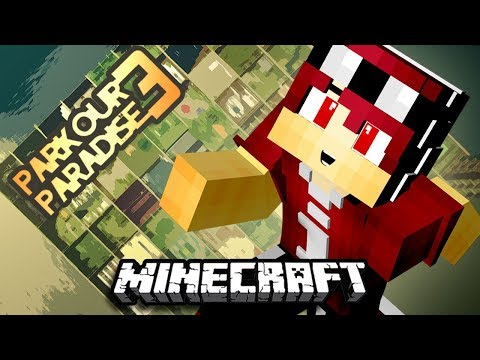JONO NGILANG DI PARKOUR PARADISE 3 | Parkour Map | Minecraft Indonesia