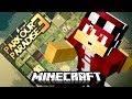 JONO NGILANG DI PARKOUR PARADISE 3 | Parkour Map | Minecraft Indonesia