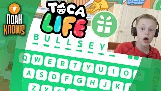 ALL THE TOCA LIFE CITY CODES IN THE POST OFFICE!