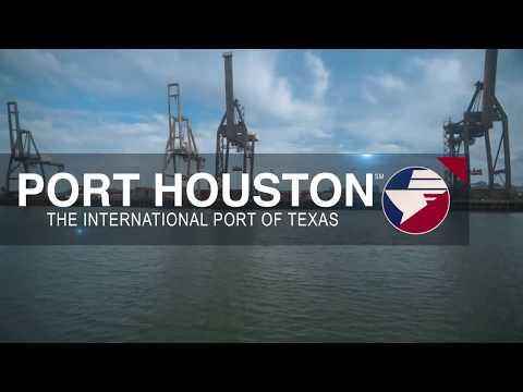 Port Houston Overview: The International Port Of Texas